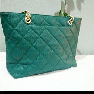 Handbags - Teal/Green Charming Charlie Purse